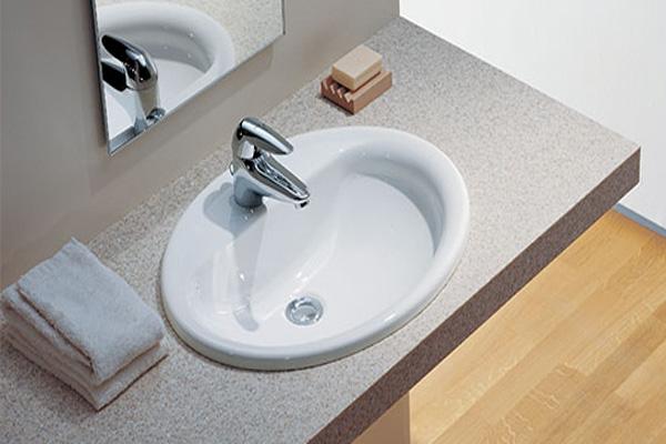 Tủ chậu lavabo - Xu hướng mới của phòng tắm hiện đại