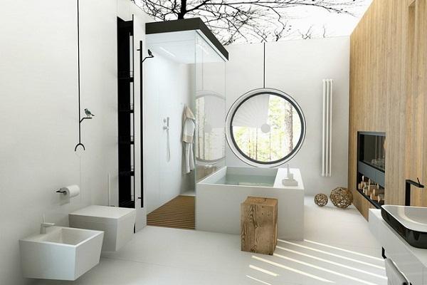 Làm sao để có một nhà vệ sinh hiện đại, hoàn hảo